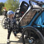 Mummy goes flexible <br> with Thule
