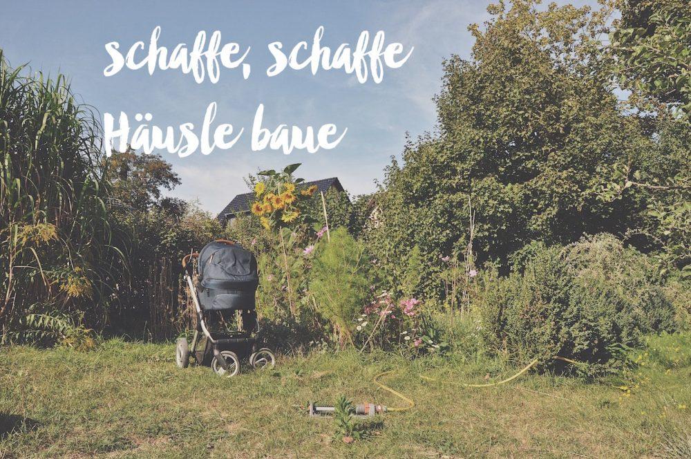 Hausbau mit Baby <br> Eine Sanierung aus dem Wochenbett
