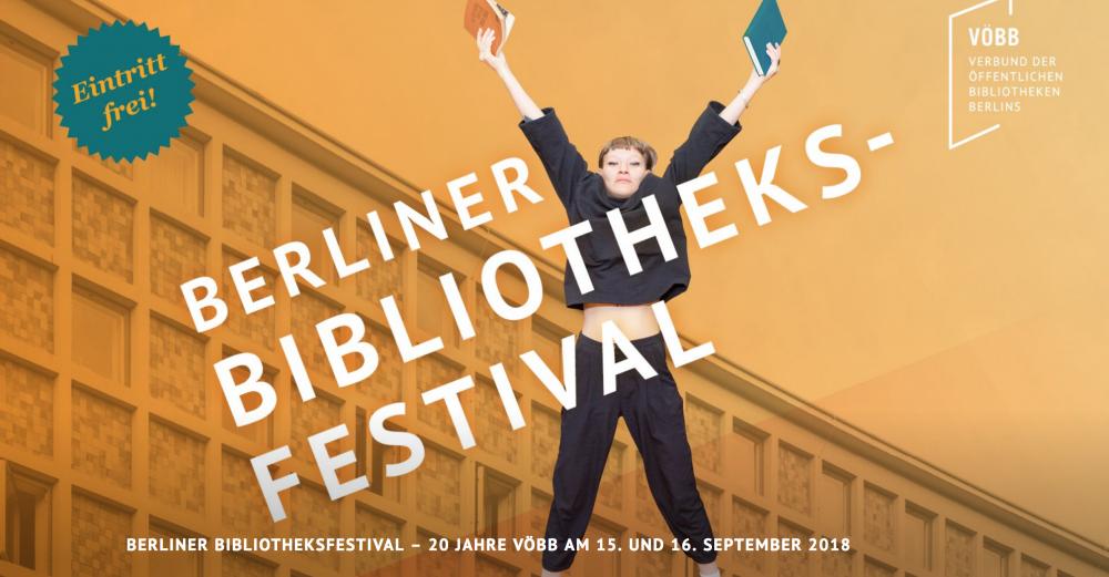 bibliotheksfestival berlin