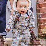 Neun schöne Winteroveralls für Babys und Kleinkinder