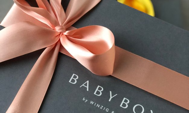 BABYBOX of the month <br> Dezember