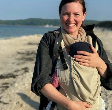 Eine Frau für's Wesentliche <br> Politik auf Mummy Mag <br> mit Sabine Ponath