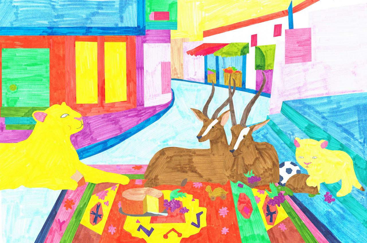 Wo ist Papa Kinderbuch Mirna Funk Gay Gazelles