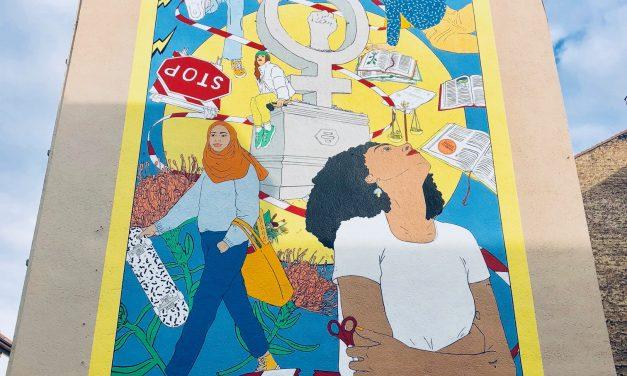 Illustratorin Anna Rupprecht und ihre Darstellung von Female Empowerment
