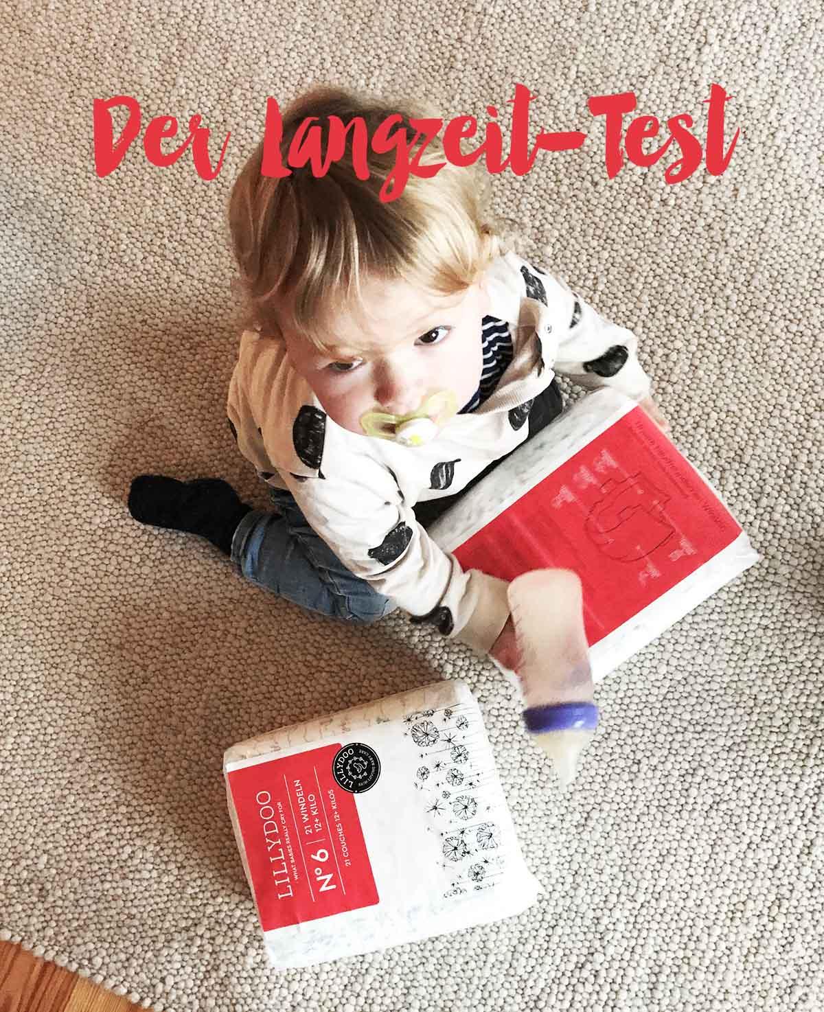 Langzeit Test Lillydoo Windeln Mummy Mag