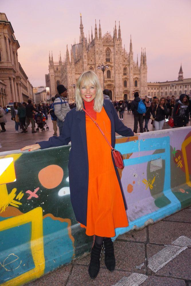 Ihr müsst nicht frieren! <br> – In a Milanese Mood –