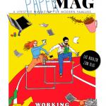WORKING PARENTS <br> Das neue Mummy Mag Paper 10