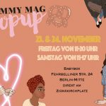 Mummy Mag is ready to pop <br/> Unser November PopUp in Berlin-Mitte
