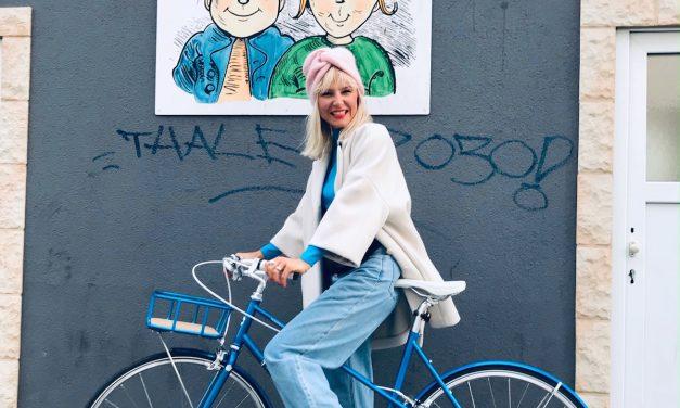 """MOBILITÄT <br> """"Quer durch Berlin"""" <br> mit dem Fahrrad als Problemlösung"""