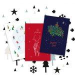 Türchen 2 – Einzigartige Weihnachtskarten von Rosemood