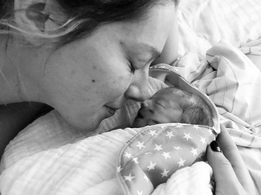 Ein Tag Mit Baby Greta Eine Familie Nimmt Abschied Mummy Mag