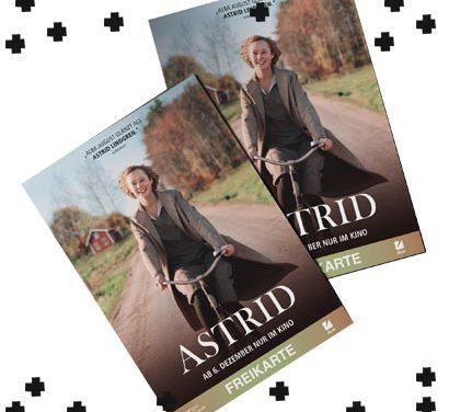 Türchen 10 <br> Astrid Lindgren für euch