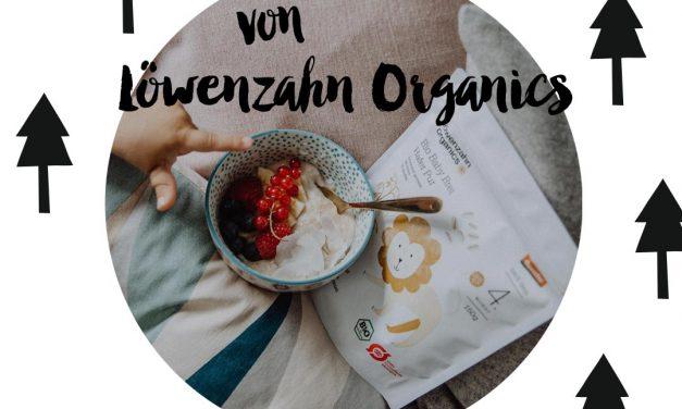 Türchen 22 <br> Babynahrung ohne Schischi: Löwenzahn Organics