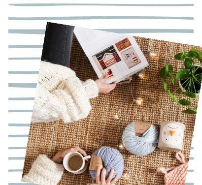 Türchen 13 <br> Winterstrick von We Are Knitters