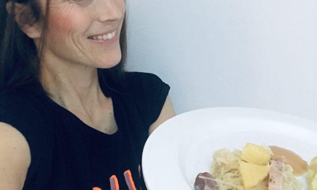 MUMMY KOCHT… <br> Kassler mit Sauerkraut und Kartoffelpüree
