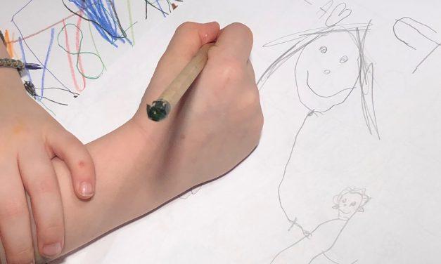 Sprout Pencil <br/> Unsere Bleistift-statt-Kuli-Challenge