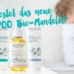 Werdet gemeinsam mit uns Tester des neuen LILLYDOO Bio-Mandelöls!