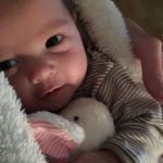 The day that… Lara was born!