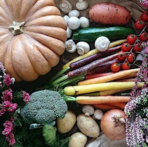 Gemüse lose und unverpackt kaufen