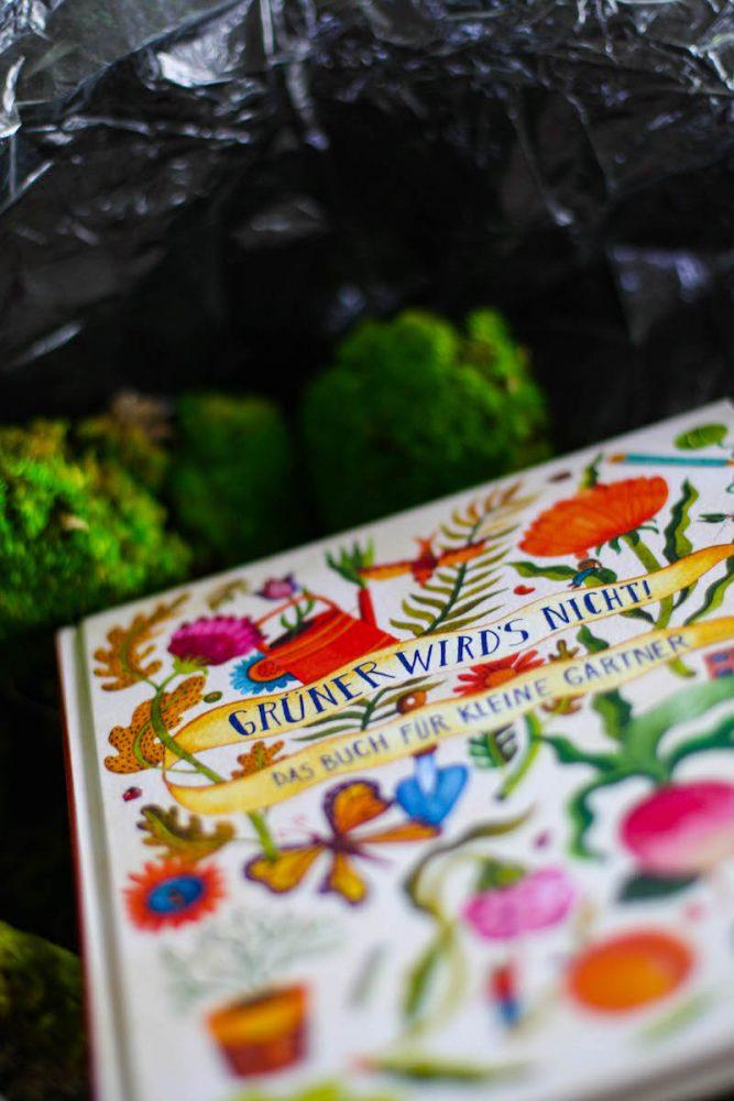 Raus mit euch! Schöne Bücher rund ums Grün