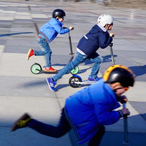 roller boys von saskia