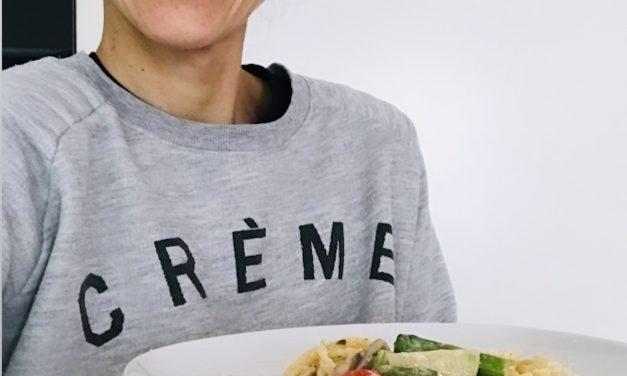 MUMMY KOCHT… <br> Sommerliche Pasta mit Spargel
