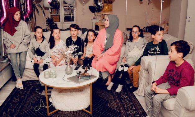 MUMMY WEEK <br> Roksana Temiz <br> Die Achtfach- und Sechslings-Mama erzählt uns ihre Geschichte