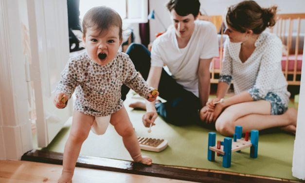 Professionelle Kinderfotografen machen mehr als nur einen Klick!