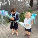 DIY-Schultüte Die kleine Meerjungfrau