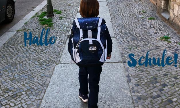Schule, <br> wir kommen!