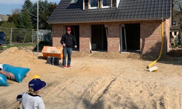 Hausbau mit Kind <br> Was lange währt: Endlich Zuhause