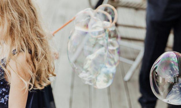 Manege frei für Gründerin Anna-Julia Schlemminger von LUYA Kidscorner