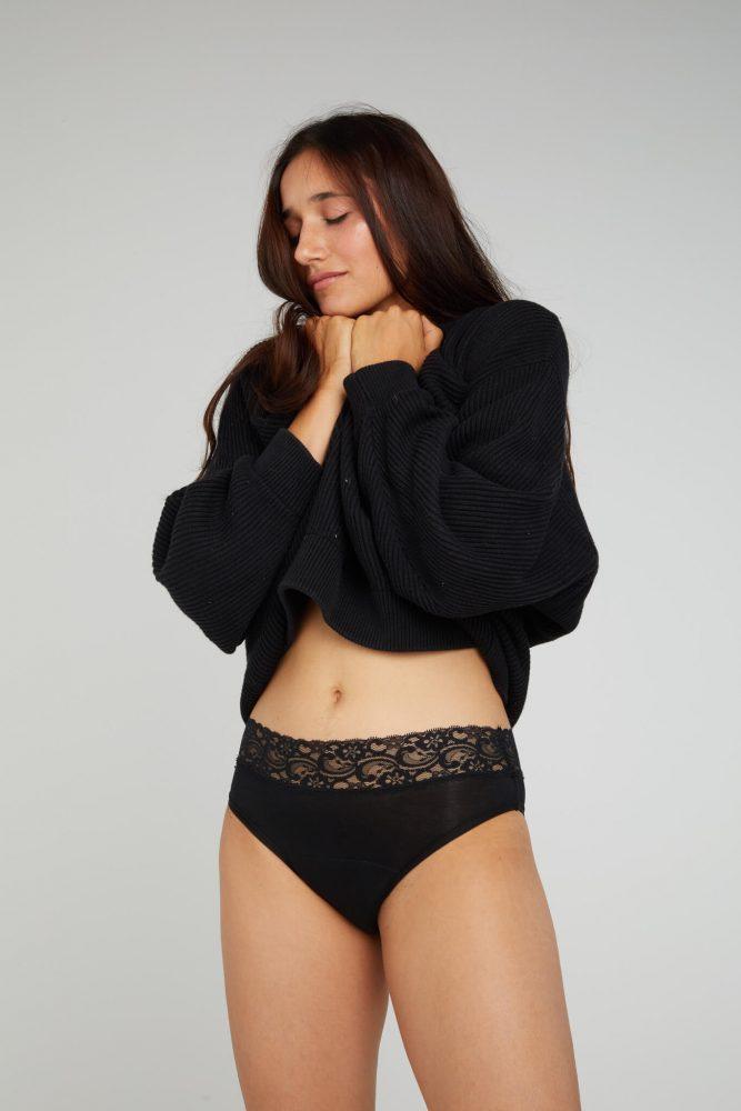 Eine für alle – <br> Die ooshi Period Panty im Test