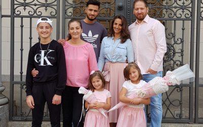 CHALLENGE BABY  Gülhan Kizilkaya hat vier Kinder in 15 Jahren bekommen