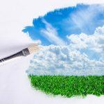Greenwashing <br> Grüner wird's nicht, aber tun wir mal so