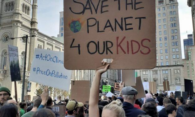 """GASTBEITRAG – Klimawandel: """"An meine geliebten Töchter!"""""""