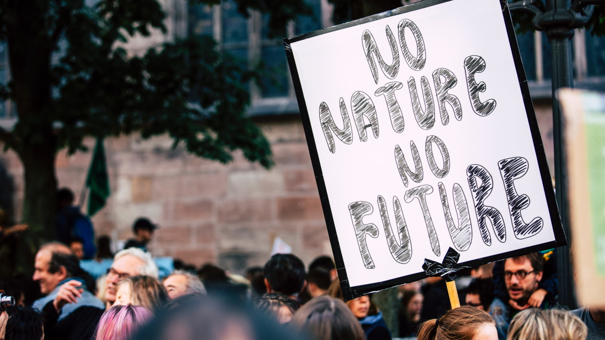 MUMMY MAG Klimawandel Demo