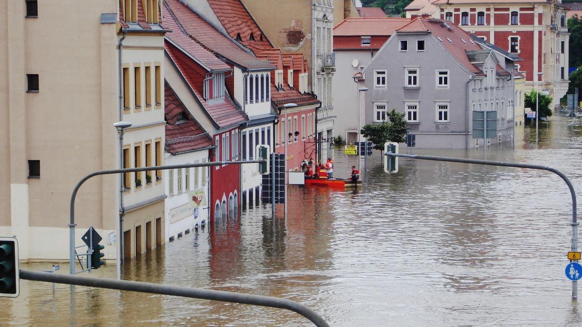 MUMMY MAG Klimawandel Hochwasser