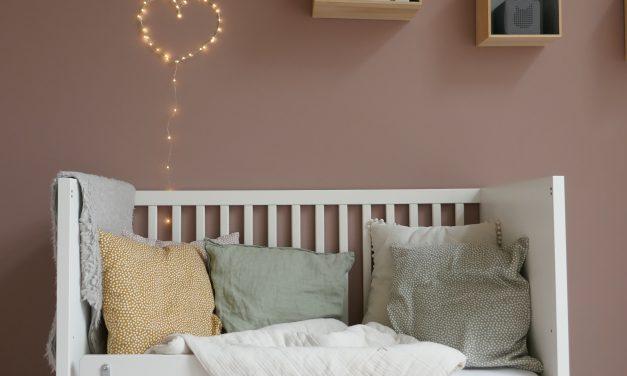 DIY-Wandlicht. Für mehr Gemütlichkeit im Kinderzimmer.