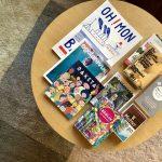 Mummy Mag Buchempfehlungen für Mamas wenn die Tage drinnen wieder länger werden