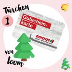 MM Adventskalender <br> Türchen 1 <br> Faire Nordmanntannen von toom