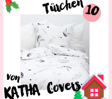 MM Adventskalender <br> Türchen 10 <br> Ein Kinderbettwäscheset von KATHA Covers