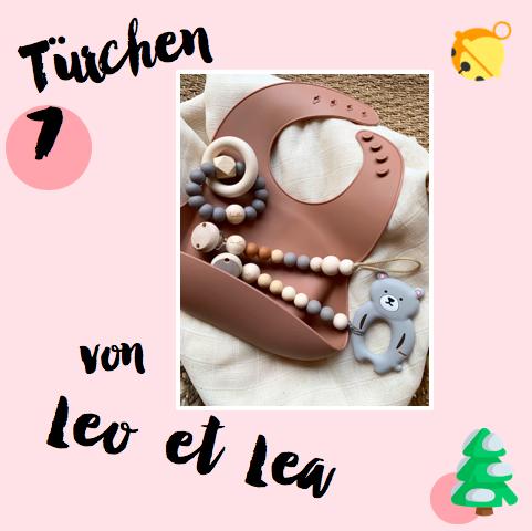 MM Adventskalender <br>Türchen 7 <br> Ein Babyset von Leo et Lea