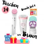 MM Adventskalender <br> Türchen 14 <br> Beauty Set 9 von Braun