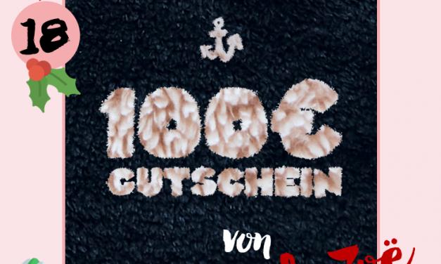 MM Adventskalender<br> Türchen 18<br>Shopping Gutschein von Noé & Zoë