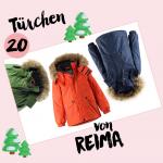 MM Adventskalender<br> Türchen 20<br>Eine von drei Winterjacken von REIMA
