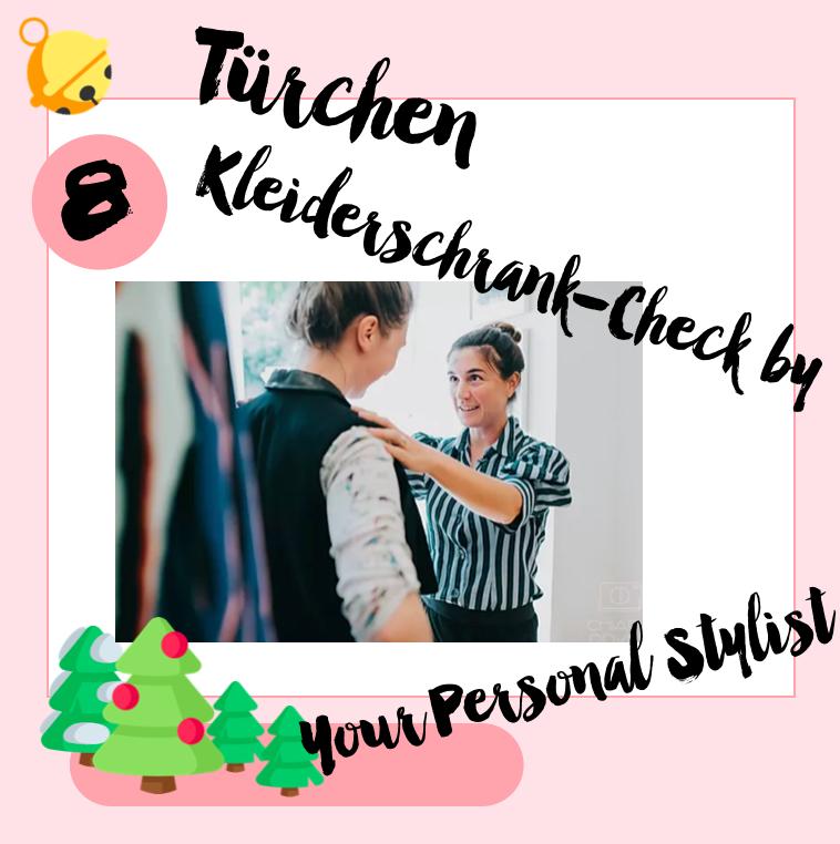 MM Adventskalender <br> Türchen 8 <br> Kleiderschrank-Check <br> von Your Personal Stylist