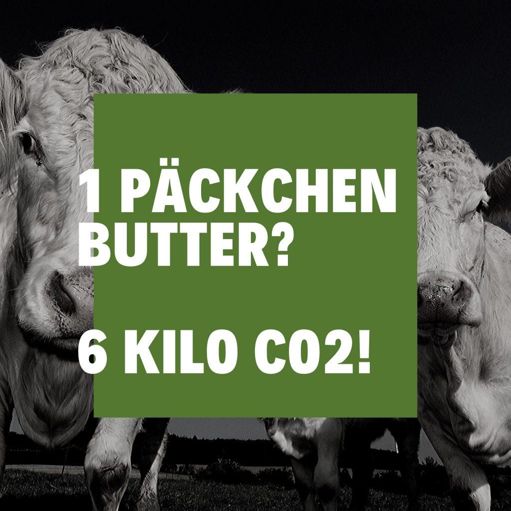 Butter CO2 Alltag Sabine