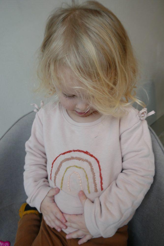 DIY Pimp Up your clothes – ein kleines Upcycling für ungeliebte Kinderkleidung