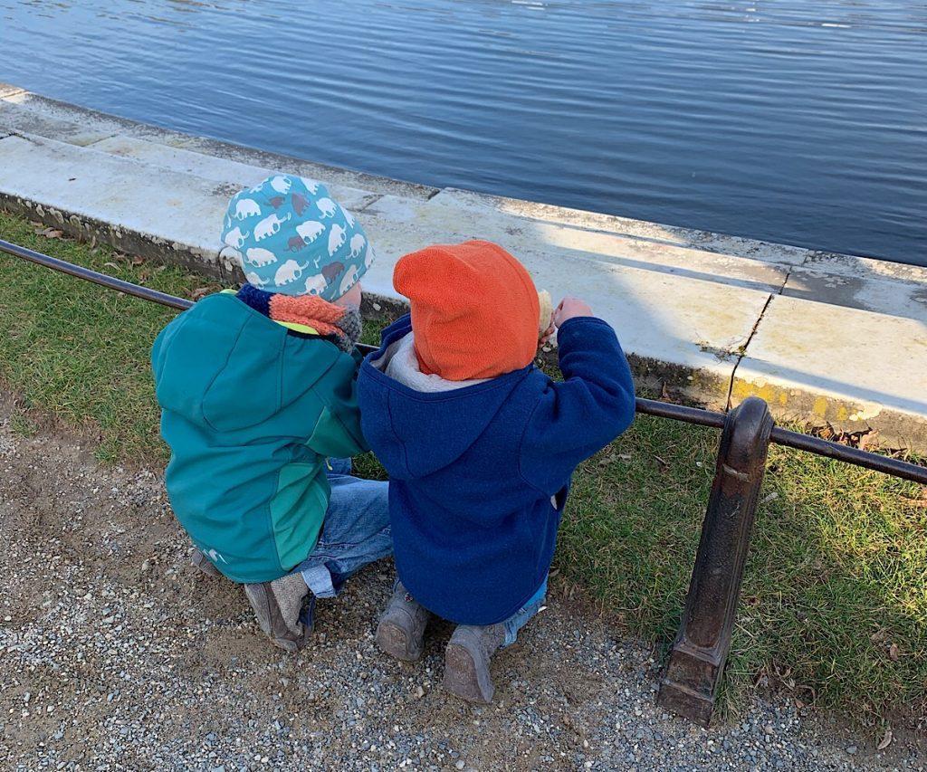 Kinder, Artenschutz